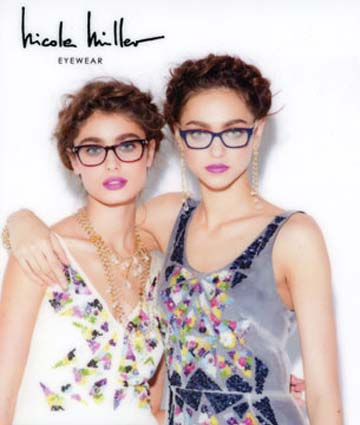 Nicolle Miller Glasses