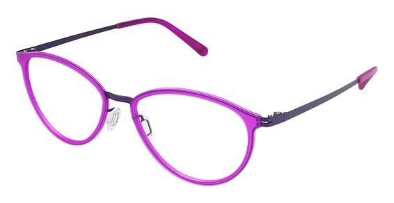 Eyeglasses Frames Purple : Modo 4048 Dark Purple Glasses - Eyeglasses.com