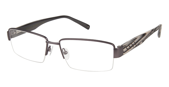Perry Ellis PE 337 Gunmetal