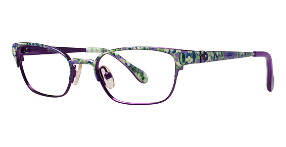 Lilly Pulitzer Tully Glasses
