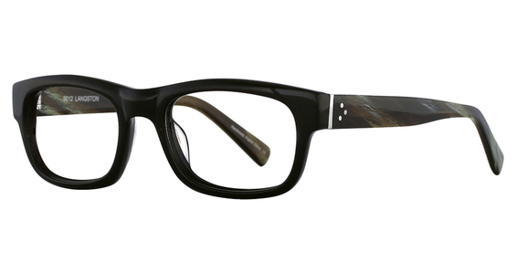 Avalon Eyewear 9012 BLACK/KHAKI HORN