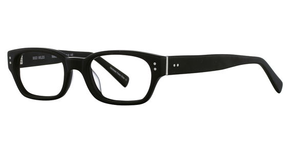 Avalon Eyewear 9003 Matte Black