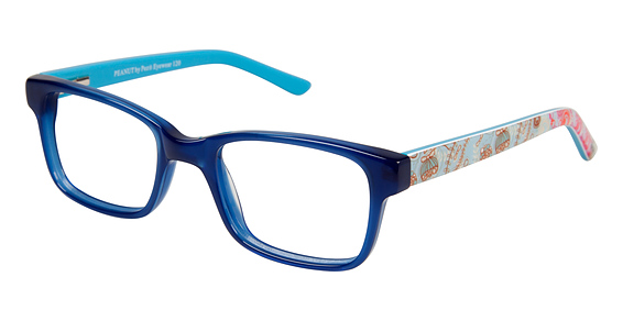 A&A Optical Peanut Blue