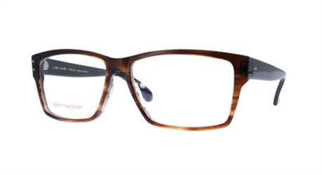 Lafont Titanium Eyeglass Frames : Lafont Gentleman Glasses - Eyeglasses.com