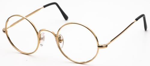 Mens Glasses Frames For Big Heads : LARGE ROUND EYEGLASSES Glass Eye