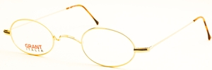 Grant Italia 115 Oval Glasses
