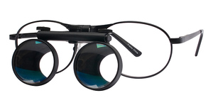 Modern Optical Craft Optics - Black Glasses