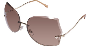 bebe BB7017 Sunglasses