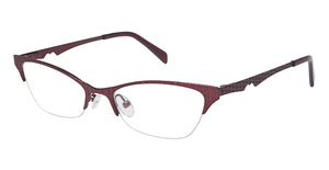 Lulu Guinness L740 Glasses