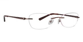 Totally Rimless TR 195 Glasses