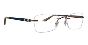 Totally Rimless TR 197 Glasses