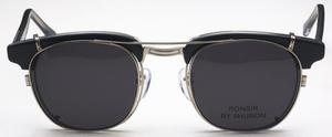 Shuron Ronsir CLIP ON Polarized Sunglasses