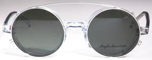 Anglo American AA400 Sunglass Clip Glasses