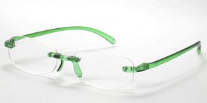 Casa Crystals & Jewelry CRG 4 Green Reading Glasses