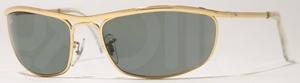 Ray Ban RB3119 (Olympian) Sunglasses