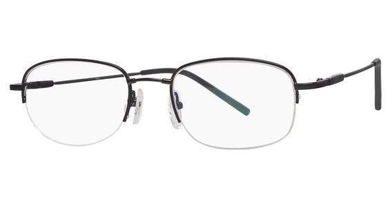 FX-6 Eyeglasses, Gunmetal
