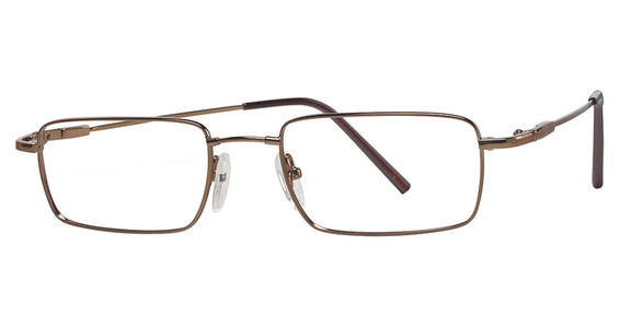 FX-8 Eyeglasses, Gold