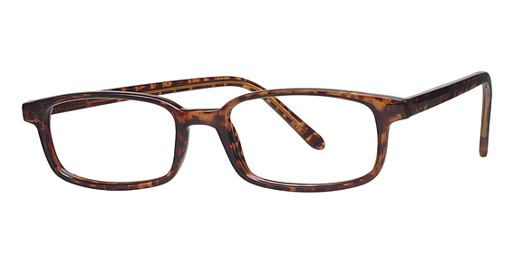 S 311 Eyeglasses, Black