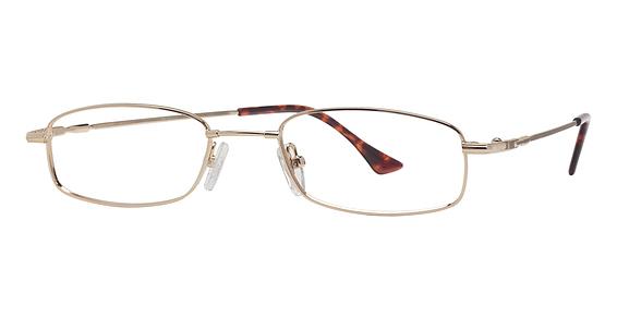 FX-17 Eyeglasses, Gunmetal