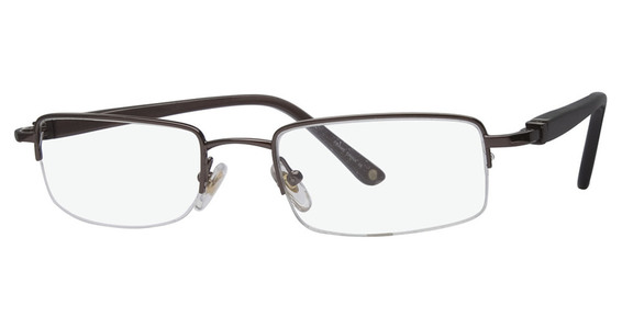 VP 115 Eyeglasses, Gunmetal