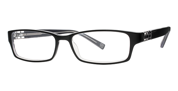 Randy Jackson 3000 Eyeglasses, Black