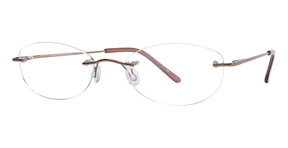 BT 2164 Eyeglasses, Blush