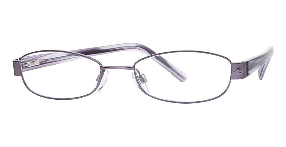 Image of Gloria By Gloria Vanderbilt 4007 Eyeglasses, Purple