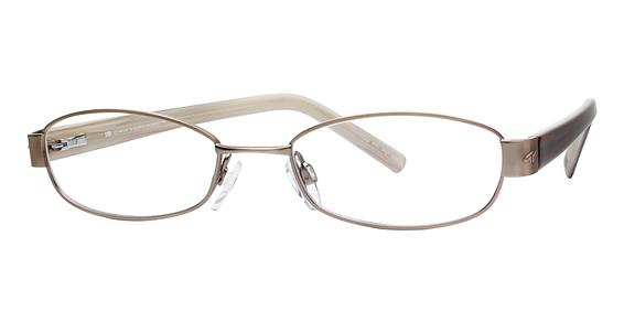 Image of Gloria By Gloria Vanderbilt 4007 Eyeglasses, Soft Brown