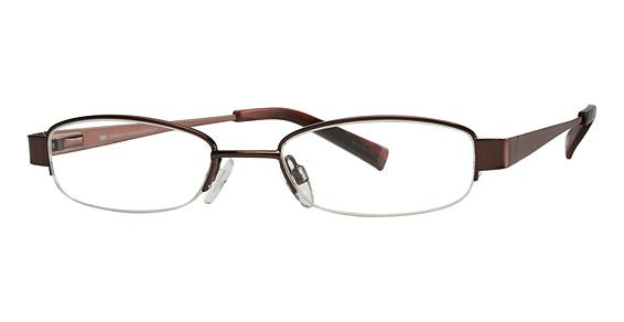Image of Gloria By Gloria Vanderbilt 4013 Eyeglasses, Burgundy