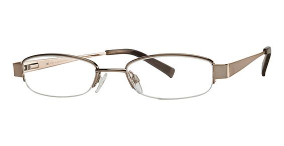 Image of Gloria By Gloria Vanderbilt 4013 Eyeglasses, Beige