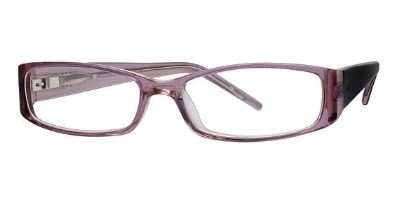 Image of Gloria By Gloria Vanderbilt 4014 Eyeglasses, Lavender