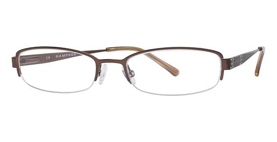 R 123 Eyeglasses, Shiny Burgundy