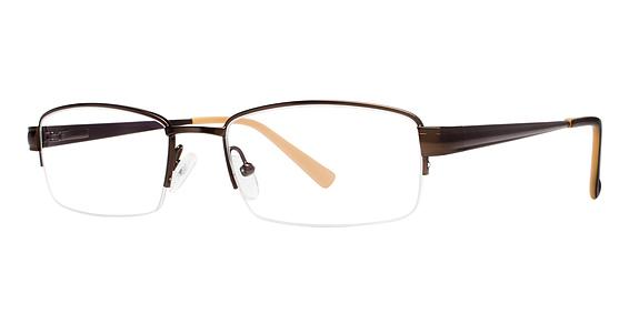 Image of BIG Apple Eyeglasses, Matte Brown