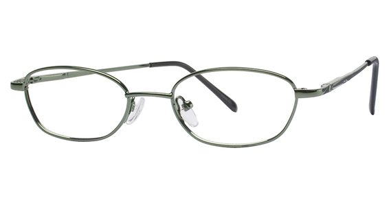 PK 08 Eyeglasses, Brown
