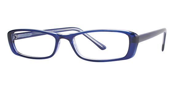 Image of L 4038 Eyeglasses, Blue