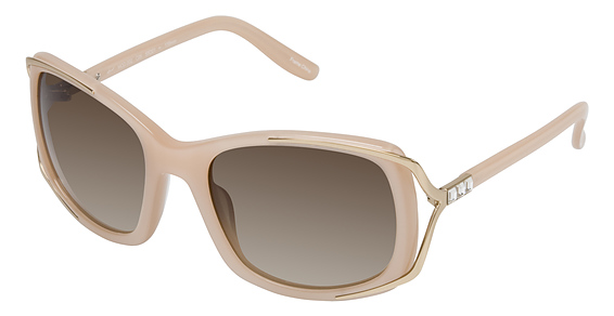 Image of 002 Sunglasses, PINK W/GOLD