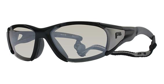 Velocity Eyeglasses, Satin Black/Satin Gunmetal