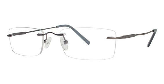 MX 929 Eyeglasses, Matte Gunmetal