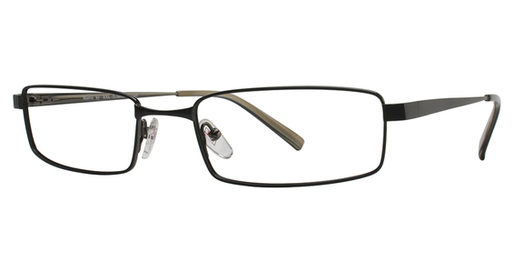 Matrix Eyeglasses, Black