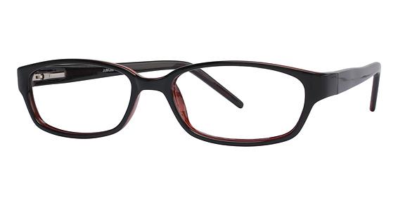 5785 Eyeglasses, Burgundy/Black sale off 2016