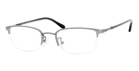 TEAM 4144 Eyeglasses, Brushed Almond
