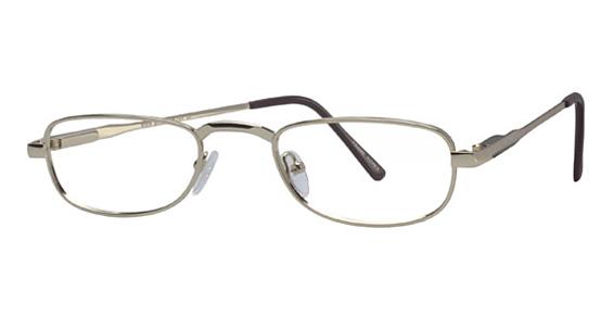 Image of 701 Eyeglasses, Gold