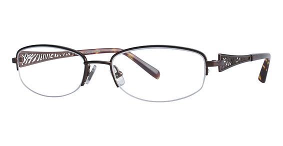 J 460 Eyeglasses, Plum
