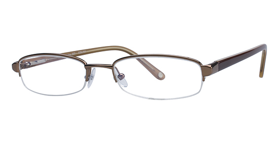 Image of JL 307 Eyeglasses, Brown