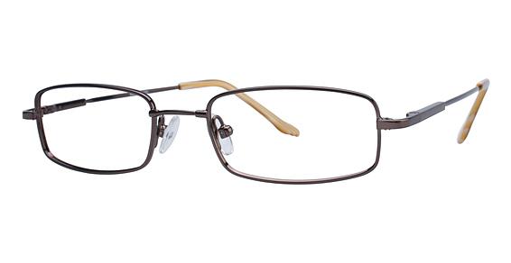 Image of RL 705 Eyeglasses, Brown