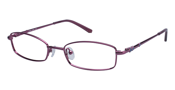 Wired Eyeglasses, Brown