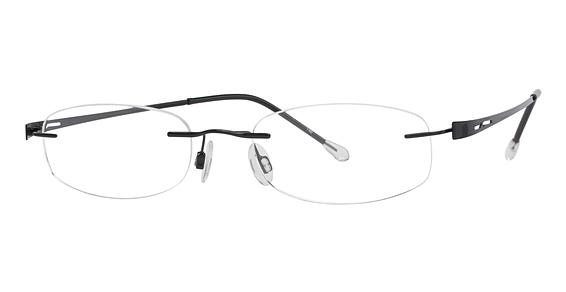 Invincilites Zeta Q Eyeglasses, Matte Black