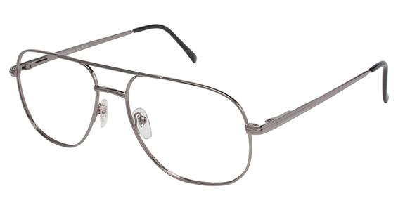 Senator Eyeglasses, Gun