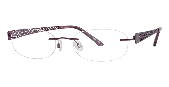 Invincilites Zeta U Eyeglasses, Merlot