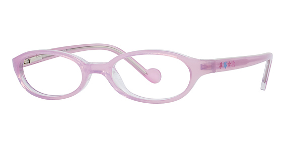 Dragon Eyeglasses, Purple
